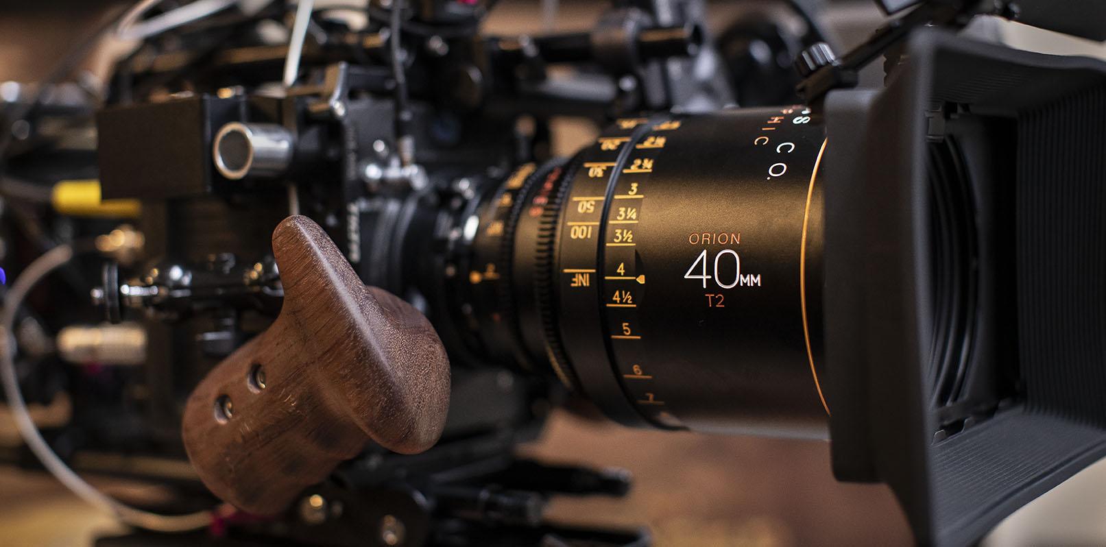 Atlas Anamorphic Lens Rental Tampa