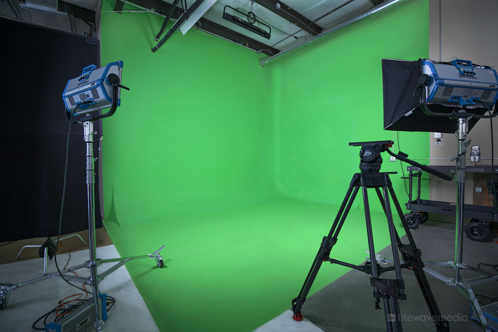 Green Screen Studio Tampa